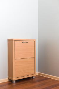 Шкаф обувной Айрон Люкс 2с