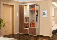Шкаф комбинированный Олимп-Мебель Дебют-4