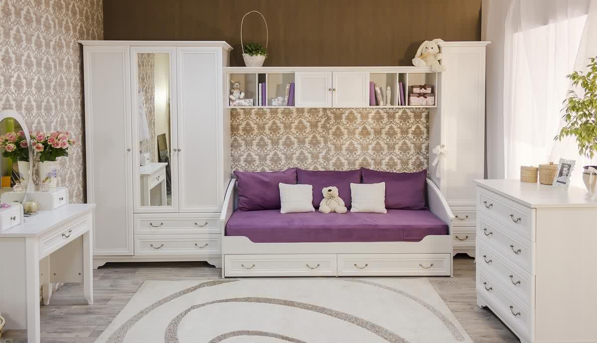 Мебель для детской 9 попугаев Классика