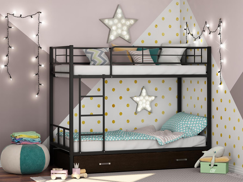 Двухъярусная кровать Формула мебели Севилья 2-Я — купить недорого в mebHOME. Цены от производителя. Размеры и фото. Отзывы. | Формула Мебели