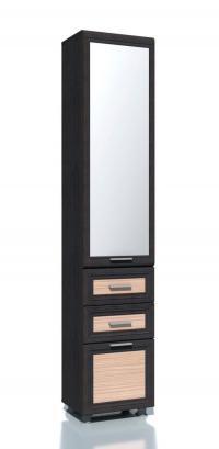 Шкаф комбинированный Сильвия Астория 2 НМ 014.62