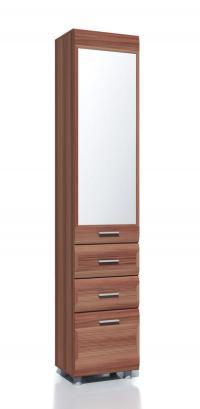 Шкаф комбинированный Сильва Капри НМ 014.62