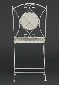 Садовый стул Tetchair JULIA NEW (плитка звезда)