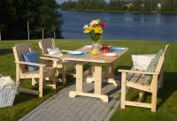 Садовый стол Timberica Стол Ярви