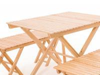 Комплект садовой мебели СМКА СМ004Б+СМ026Б 2 шт