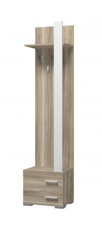 Вешалка для одежды Интеди Твист ИД 10.270