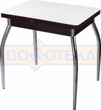 Стол кухонный Домотека Реал М-2 КМ 04 (6) ВН 01 венге