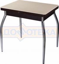 Стол кухонный Домотека Реал М-2 КМ 06 (6) ВН 01 венге