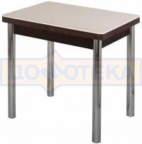 Стол кухонный Домотека Реал М-2 КМ 06 (6) ВН 02 венге