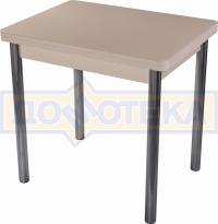 Стол кухонный Домотека Чинзано М-2 МД ст-КР 02 молочный дуб