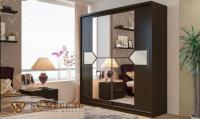 Шкафы-купе, кровати, комоды Шкафы-купе SV-мебель