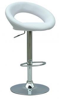 Барный стул М-City ARIZONA White C-102 белый