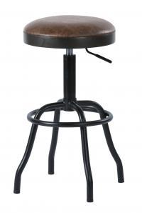 Барный стул М-City DACOTA Vintage Mocha C-131 винтажный мокко