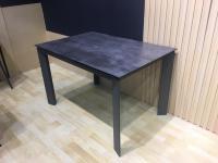 Стол М-City CORNER 120 Glazed Glass Volcano Grey+Grey1