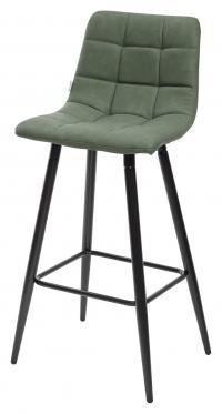 Барный стул SPICE RU-01 PU малахит, PU М-City