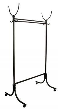 Вешалка напольная Мебелик М 13 на колесах