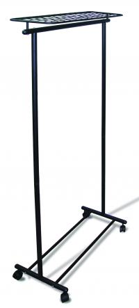 Вешалка напольная Мебелик М 9 на колесах