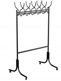 Вешалка напольная Мебелик М 11 на колесах