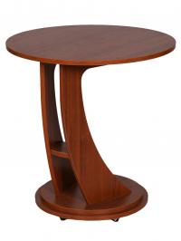 Подкатной столик Акцент-2 орех
