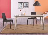 Стол обеденный МИК MK-5904-LG Светло-серый