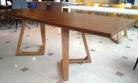 Стол обеденный МИК Мебель MK-5517-OK Дуб