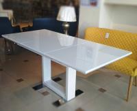 Стол обеденный МИК Мебель MK-5518-WT Белый