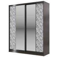 Шкаф-купе Мэри-Мебель Сан-Ремо СР-01-1800 с зеркалом