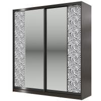 Шкаф-купе Мэри-Мебель Сан-Ремо СР-01-2000 с зеркалом