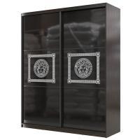 Шкаф-купе Мэри-Мебель Мэри Премиум 1800 2-х дверный № 11 (стекло лакобель с фотопечатью)
